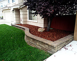 Retaining Walls Installation