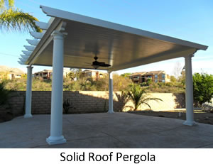 Pergolas And Patio Covers Forever Greens