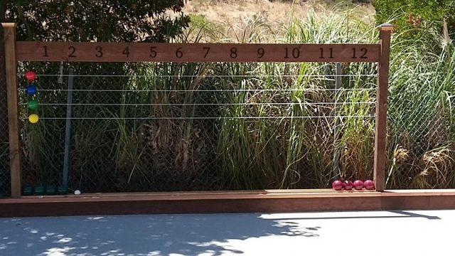 Project: Richmond, CA Bocce Score Board