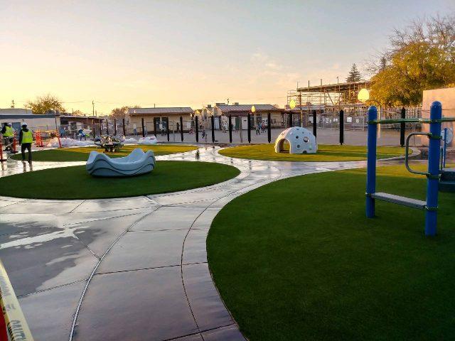 Project: Loma Vista Elementary School – Chico, CA