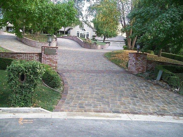 Project: Beautiful Interlocking Paver Driveway in Alamo