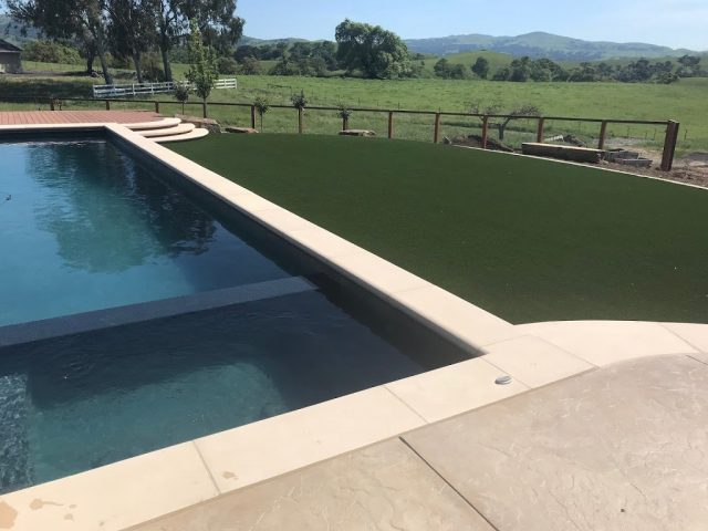 Project: Artificial Turf in Pleasanton CA