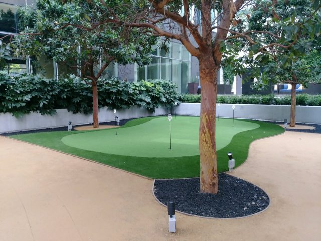 Project: Putting Green – San Francisco